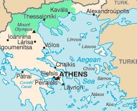 ギリシャ①